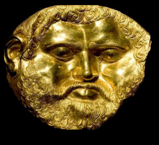 The Golden Mask of Teres I