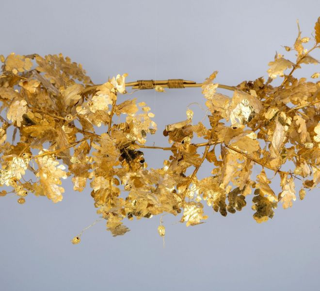 Thracian Golden Treasure 5th c. B.C.