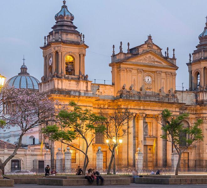 Guatamala-City