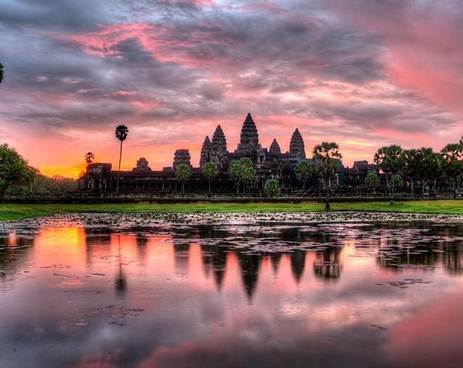 HDR Angkor Wat