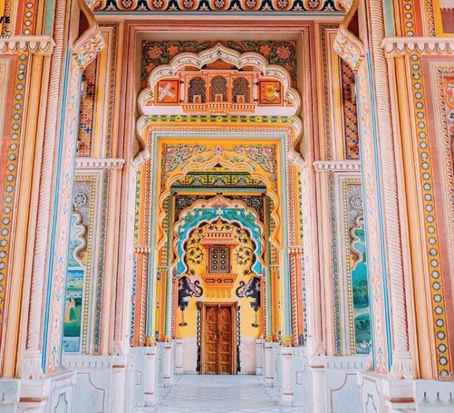 Jaipur gates